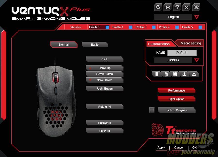 Tt eSPORTS Ventus X Plus Smart Gaming Mouse Review Gaming, mouse, Thermaltake, Tt eSports 1