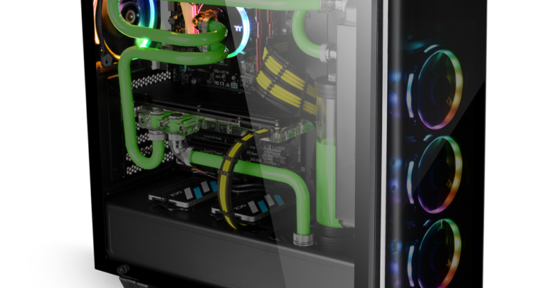Photo of Thermaltake Expands Tempered Glass Line with View 21