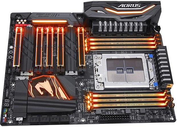 AMD Ryzen Threadripper CPUs Available August 10 1900X, 1920X, 1950X, AMD, CPU, processors, Threadripper