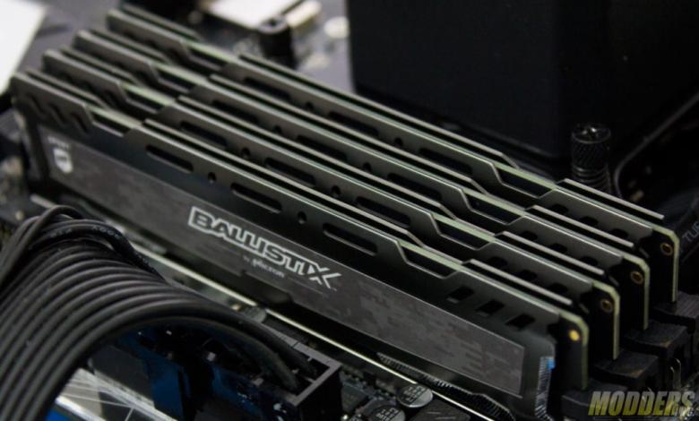 Photo of Crucial Ballistix Sport LT 2666MHz DDR4 Review