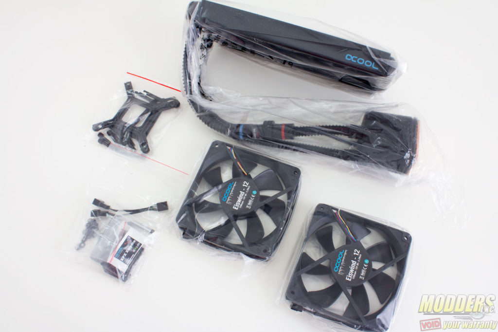 Alphacool Eisbaer 240 AIO CPU Cooler Review