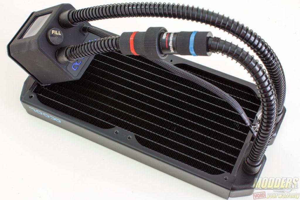 Alphacool Eisbaer 240 AIO CPU Cooler Review AIO, AlphaCool, CPU Cooler, eisbaer, Liquid Cooling, radiator