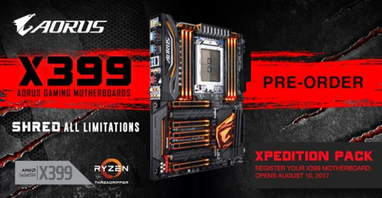 Photo of Gigabyte Now Accepting Pre-orders for X399 Motherboards