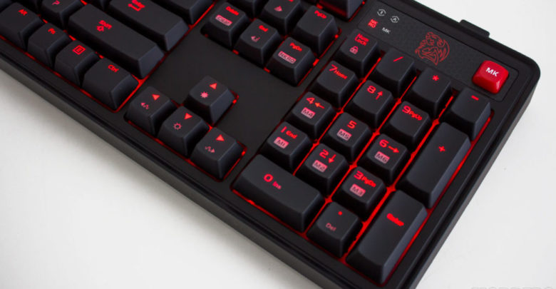 Photo of Tt eSPORTS MEKA PRO Gaming Keyboard Review