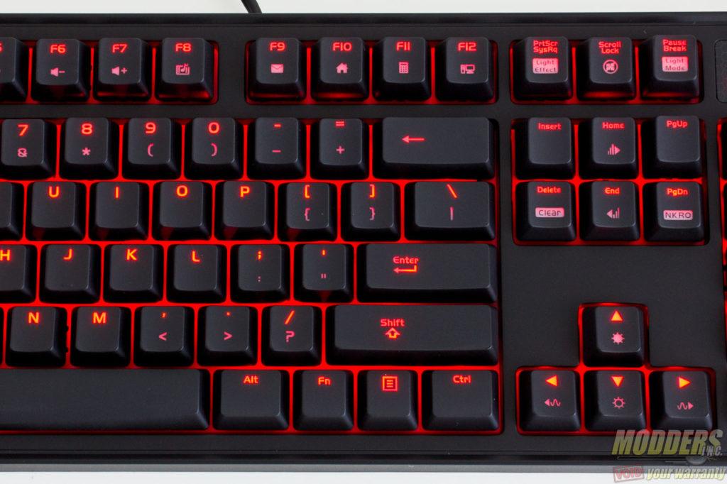 Tt eSPORTS MEKA PRO Gaming Keyboard Review