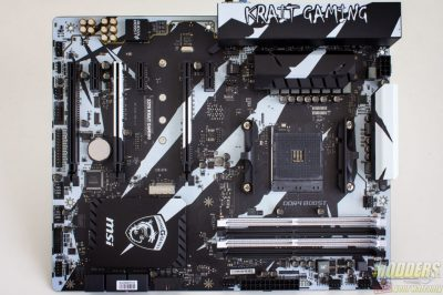MSI X370 Krait Gaming AM4 Motherboard Review