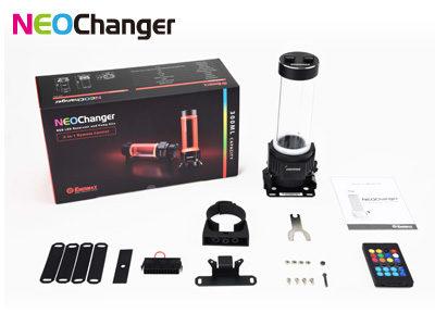 Enermax NEOChanger Unboxing Video Enermax, neochanger, remote control, Water Cooling 1