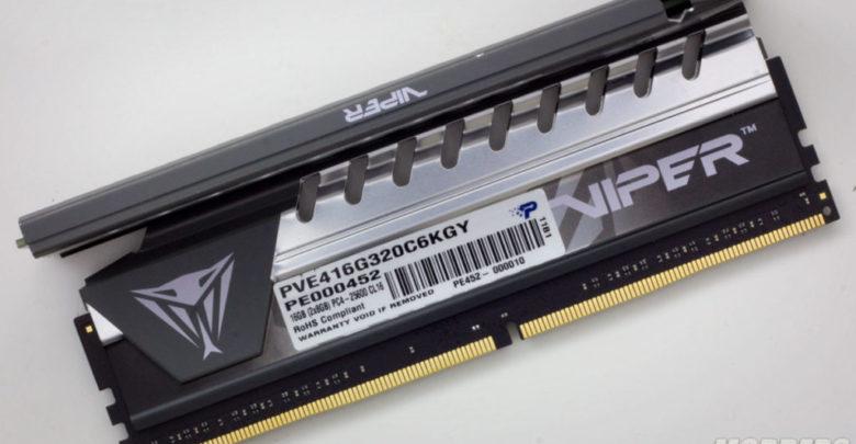 Photo of Patriot Memory Announces Full AMD Ryzen DDR4 Compatibility List