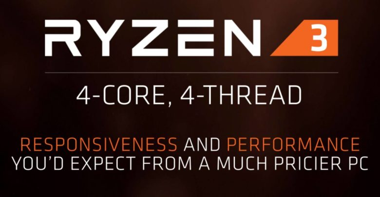Photo of AMD Ryzen 3 1300X and Ryzen 3 1200 Processors Released