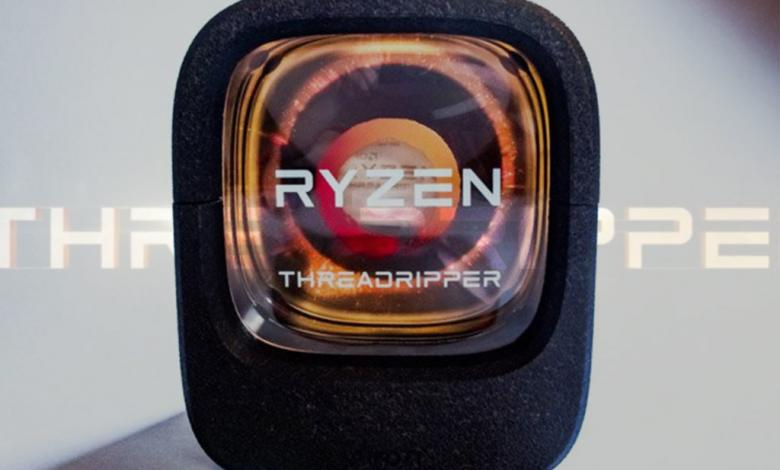 Photo of AMD Ryzen Threadripper CPUs Available August 10