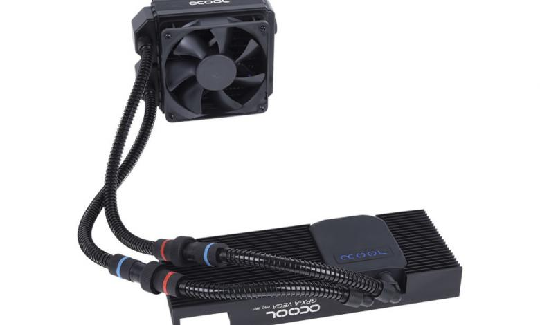 Photo of Alphacool Announces Eiswolf GPX-Pro & NexXxos GPX Coolers