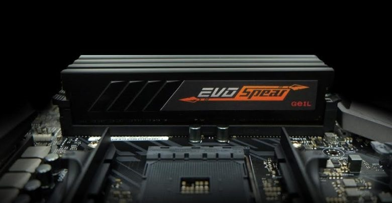 Photo of GeIL Releases EVO SPEAR DDR4 Hardcore Memory