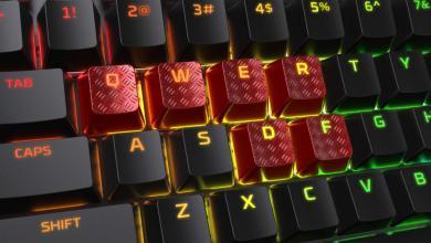 HyperX Keycaps