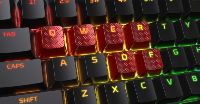 Photo of HyperX Announces HyperX FPS and MOBA Gaming Keycaps Upgrade Kits