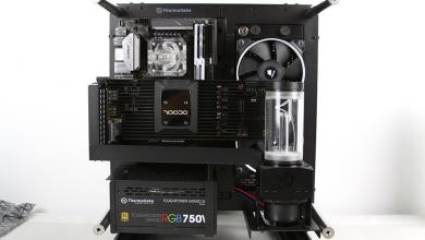 Photo of Water Cooling Your PC: Making of an Eye Candy Part 3: Radiator, Pump and Fans Installation