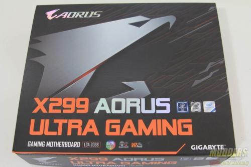 Gigabyte X299 AORUS Ultra Gaming