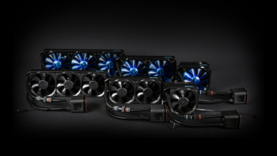 Alphacool Debuts 420mm Eisbaer AIO CPU Cooler