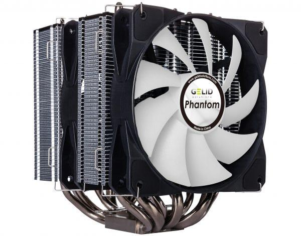 Photo of GELID Releases New PHANTOM Series CPU Coolers