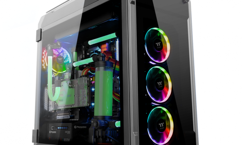 Photo of Thermaltake Expands View Line with View 71 TG Full-Tower