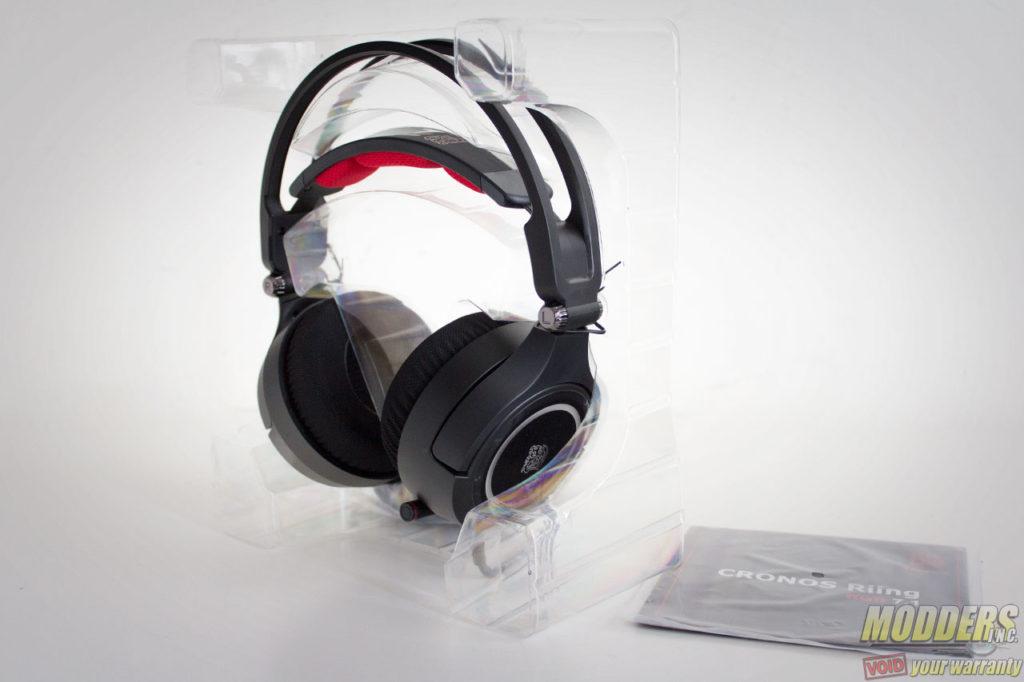 Tt eSPORTS Cronos Riing RGB 7.1 Headset Review