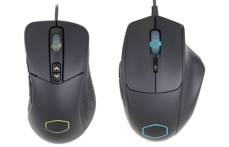 Cooler Master Introduces MM520 and MM530 Gaming Mouse