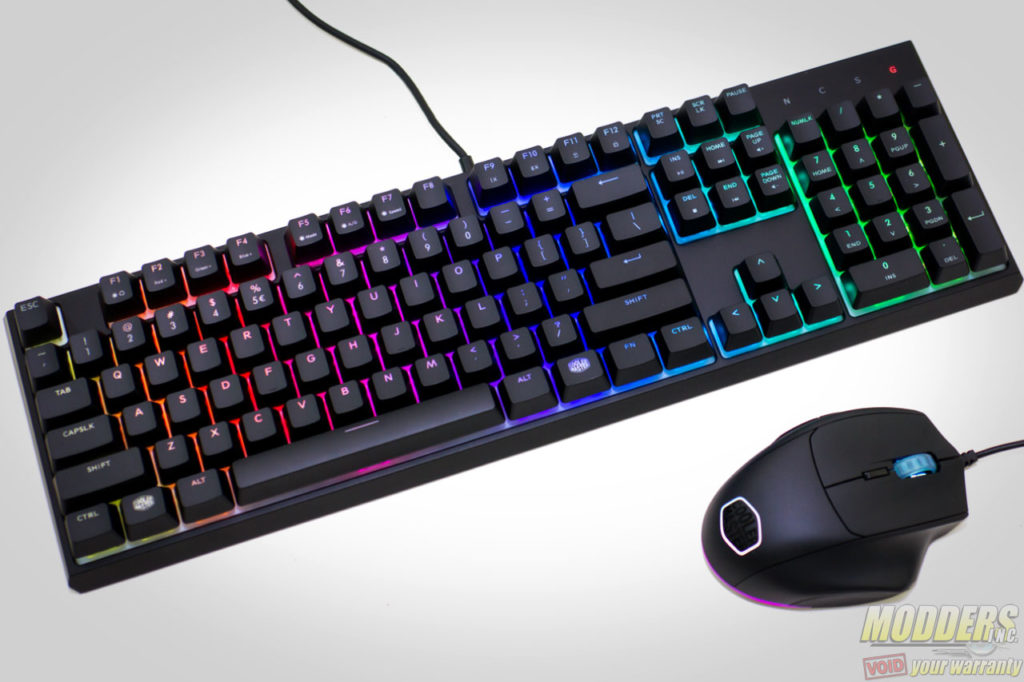 ... Cooler Master MasterSet MS120 Keyboard ». Together with the  preponderance of colorful gaming peripherals b020634ff5e42