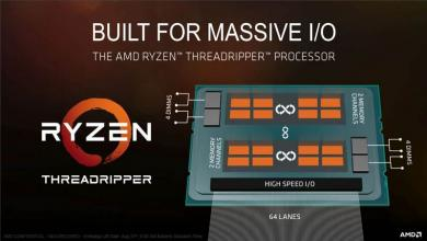 AMD Launches Threadripper 1900X Processor for $549