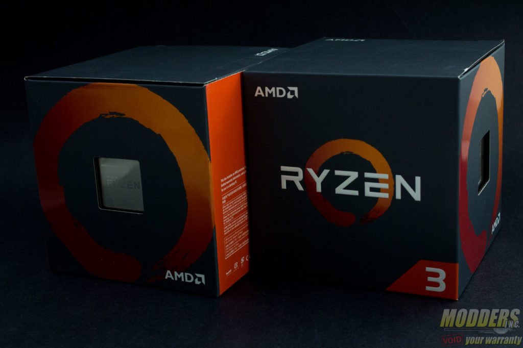 AMD Ryzen 3 1300X and Ryzen 3 1200 AM4 CPU Review