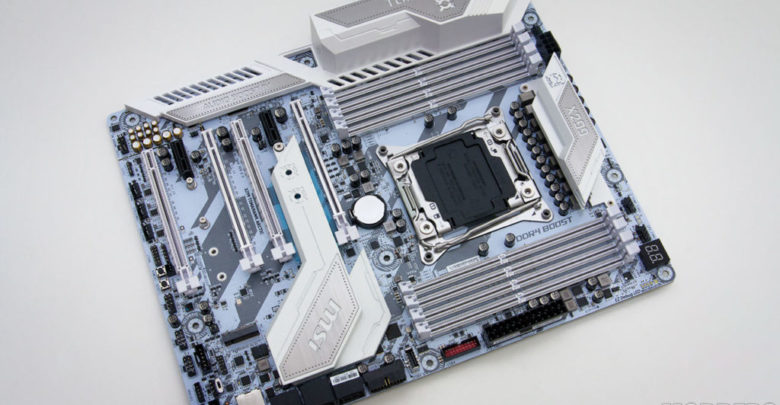 Photo of MSI X299 Tomahawk Arctic Motherboard Review