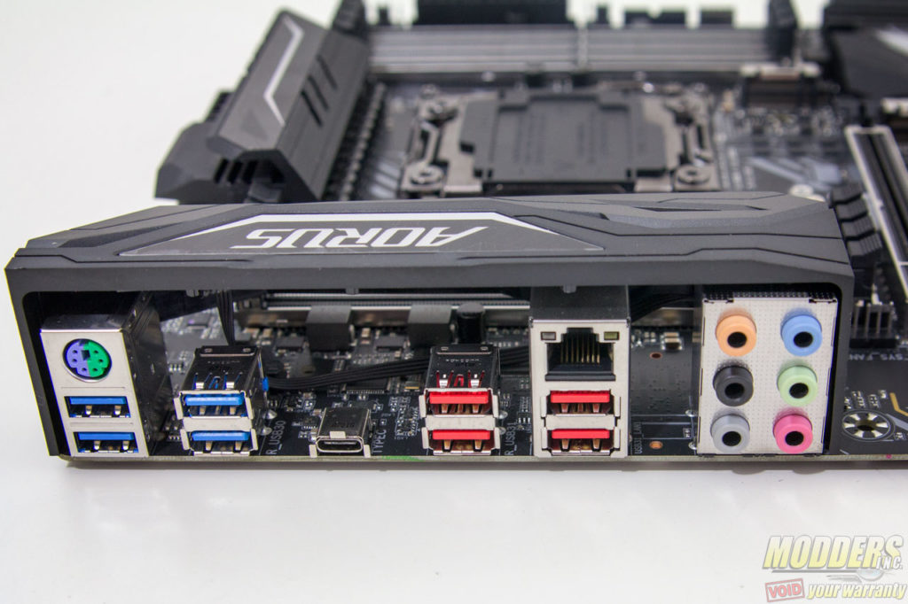Gigabyte X299 AORUS Ultra Gaming Motherboard Review — Page 2 of 6