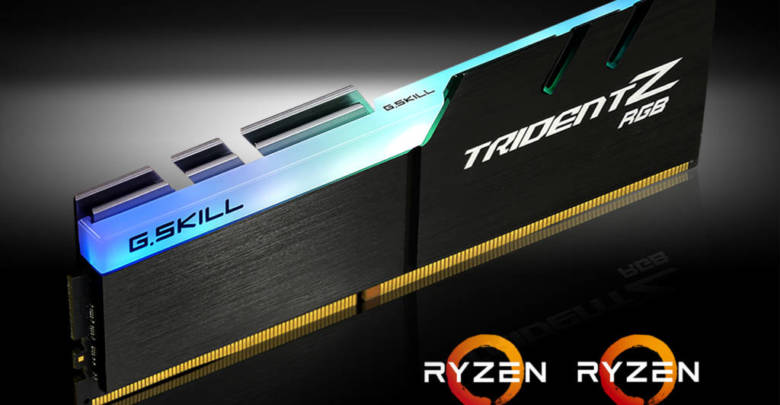 Photo of G.SKILL Releases AMD Compatible Trident Z RGB Kits