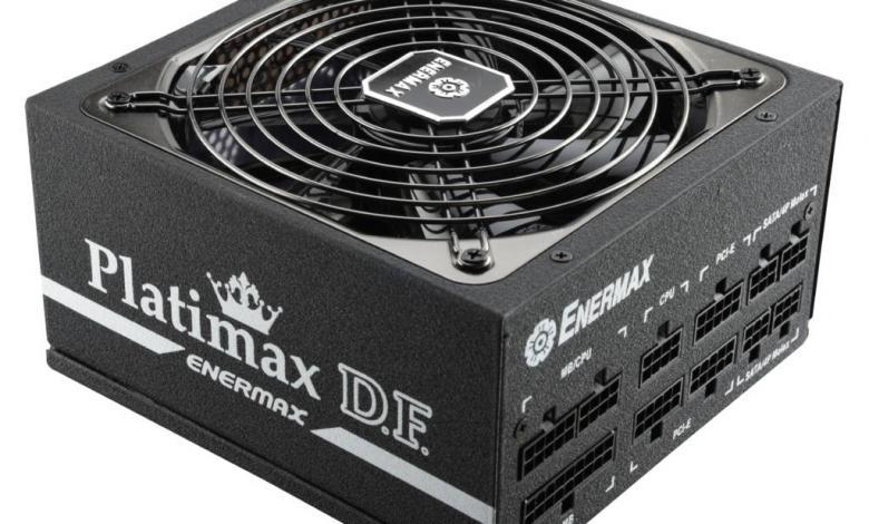 Photo of ENERMAX Launches Platimax D.F. 1200W PSU