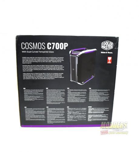 Cooler Master Cosmos C700P Case Review C700P, Cooler Master, Cosmos, custom loop, PC Cases, RGB Lighting 2