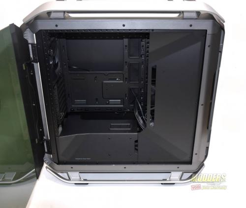 Cooler Master Cosmos C700P Case Review C700P, Cooler Master, Cosmos, custom loop, PC Cases, RGB Lighting 17