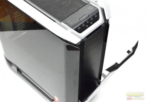 Cooler Master Cosmos C700P Case Review C700P, Cooler Master, Cosmos, custom loop, PC Cases, RGB Lighting 7