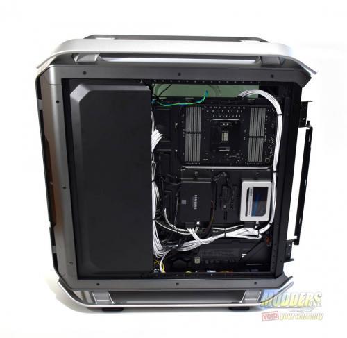 Cooler Master Cosmos C700P Case Review C700P, Cooler Master, Cosmos, custom loop, PC Cases, RGB Lighting 12