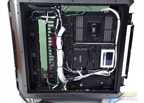 Cooler Master Cosmos C700P Case Review C700P, Cooler Master, Cosmos, custom loop, PC Cases, RGB Lighting 11