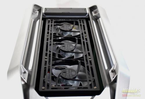Cooler Master Cosmos C700P Case Review C700P, Cooler Master, Cosmos, custom loop, PC Cases, RGB Lighting 4