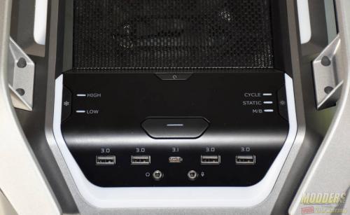 Cooler Master Cosmos C700P Case Review C700P, Cooler Master, Cosmos, custom loop, PC Cases, RGB Lighting 3