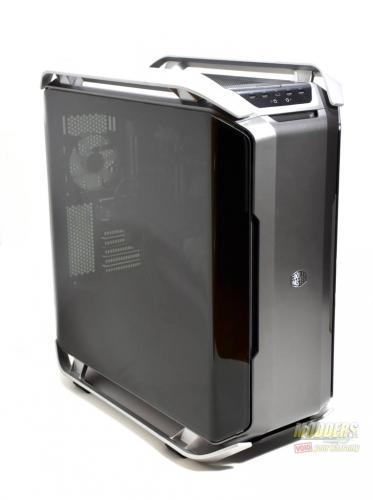 Cooler Master Cosmos C700P Case Review C700P, Cooler Master, Cosmos, custom loop, PC Cases, RGB Lighting 1