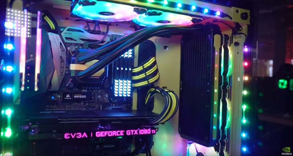 The Glorious PCMR Crystal 570X - 2