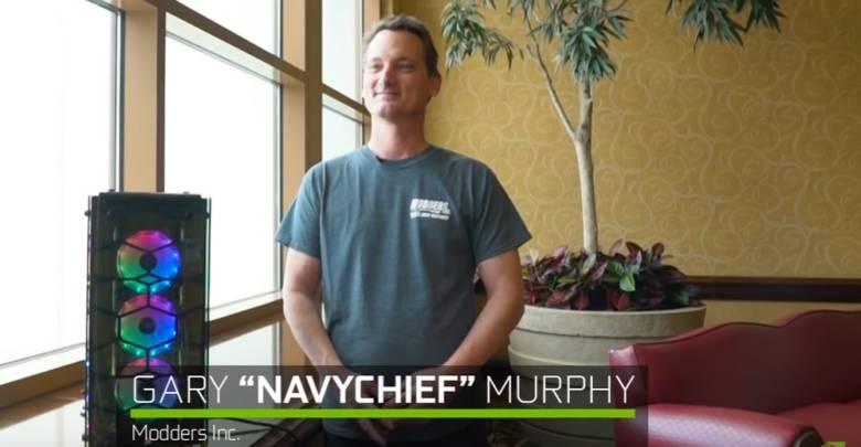 "Photo of Modders Spotlight: Gary ""NavyChief"" Murphy & The Glorious PCMR Crystal 570X"