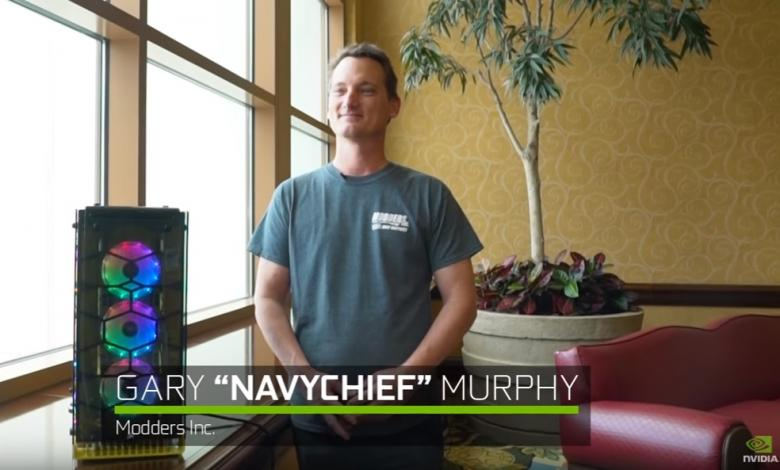"Photo of Modders Spotlight: Gary ""NavyChief"" Murphy & The Glorious PCMR Crystal 570X"