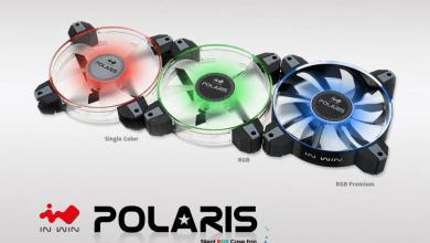 Photo of InWin Polaris Premium Fan Series Now Available