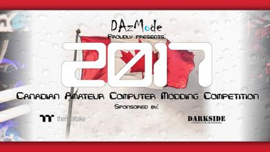 Canada Amateur PC Modding Competition 2017 Launched amateur, canada, casemodding, competition