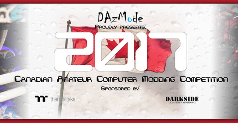 Photo of Canada Amateur PC Modding Competition 2017 Launched