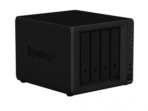 Synology® Introduces DiskStation DS418play