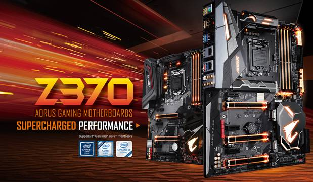 Photo of Gigabyte Announces Z370 Motherboard Line