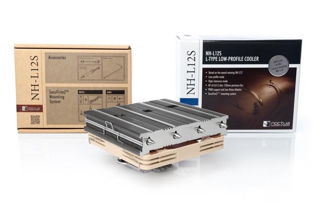 Noctua Introduces Low-Profile Coolers for AMD Ryzen am4, Noctua, ryzen 2