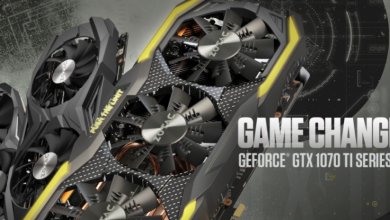 Photo of ZOTAC Announces GeForce GTX 1070 Ti Series